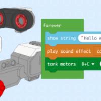 MakeCode i EV3