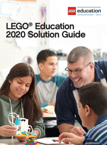 Katalog LEGO Education