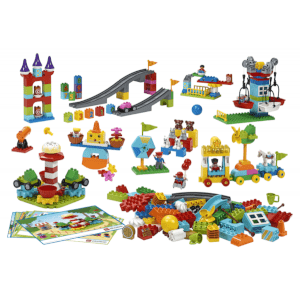LEGO DUPLO STEAM Park300